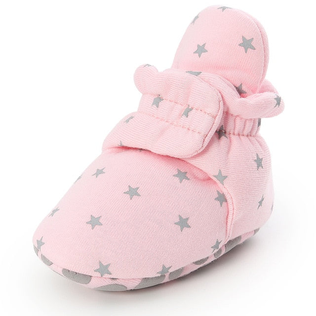 Newborn Baby Sock Shoes