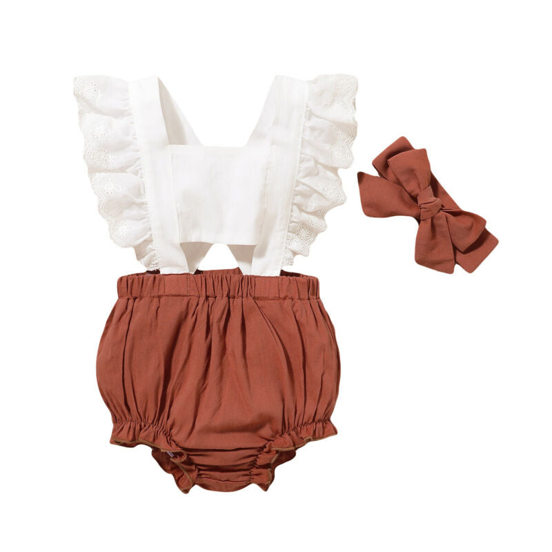 2 Piece Summer Chic Baby Outfit