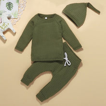 Load image into Gallery viewer, Soft Baby Outfit Set