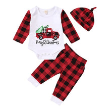 Load image into Gallery viewer, Baby Christmas Outfits