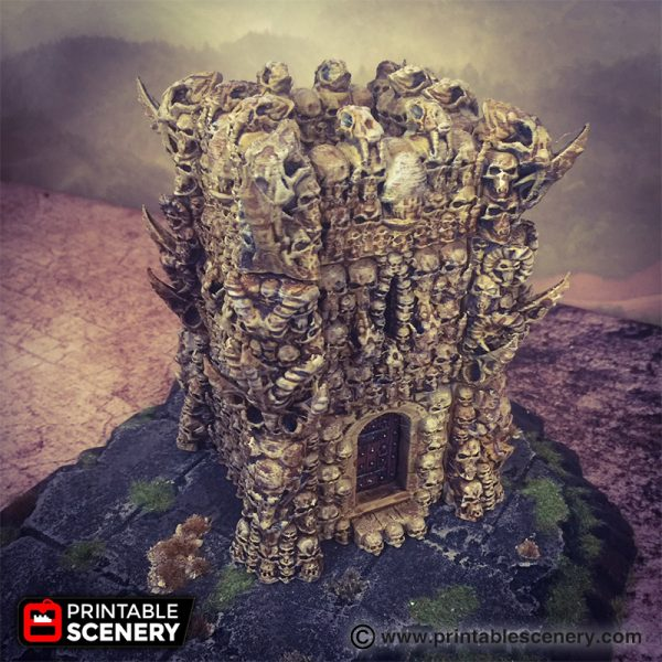 Necromancer's Tower