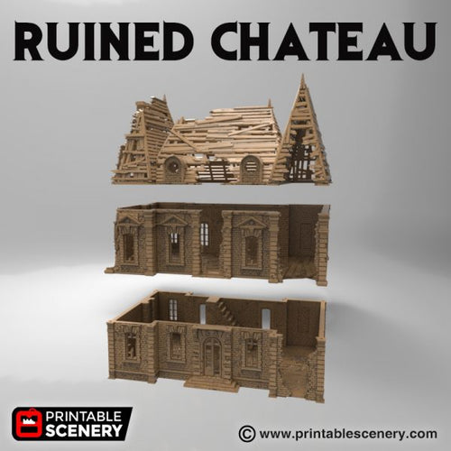 Ruined Chateau