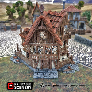 Ruined Merchants and Markets