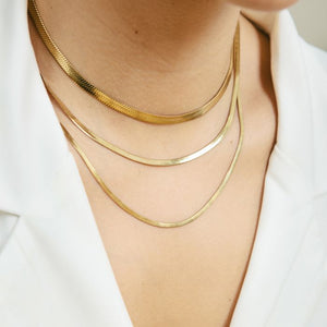 Thick necklace - Acazia