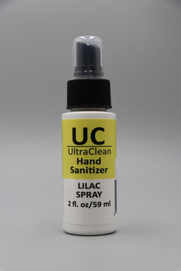 Ultra Clean Hand Sanitizer and Surface Cleaner- 2oz