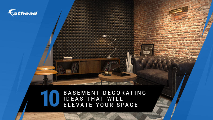 10 Basement Decorating Ideas That Will Elevate Your Space