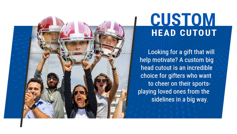 custom head cutouts
