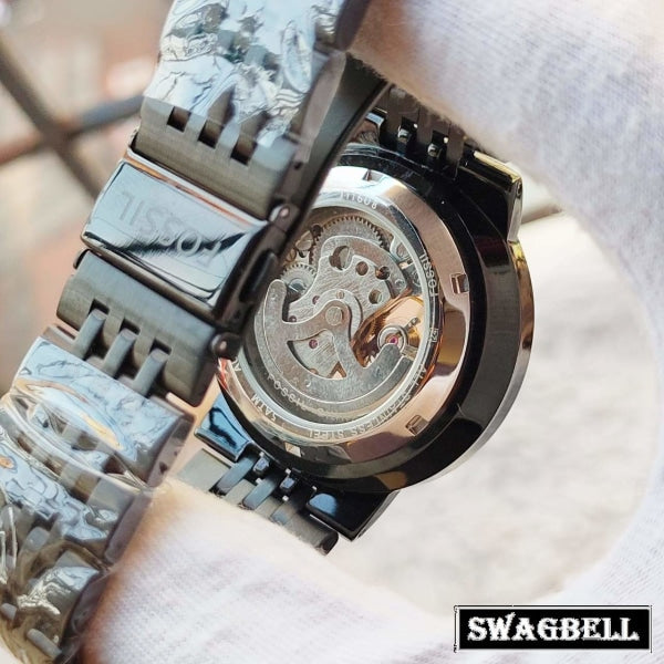 Fossil Grant Skeleton 3 Swiss Automatic Watch