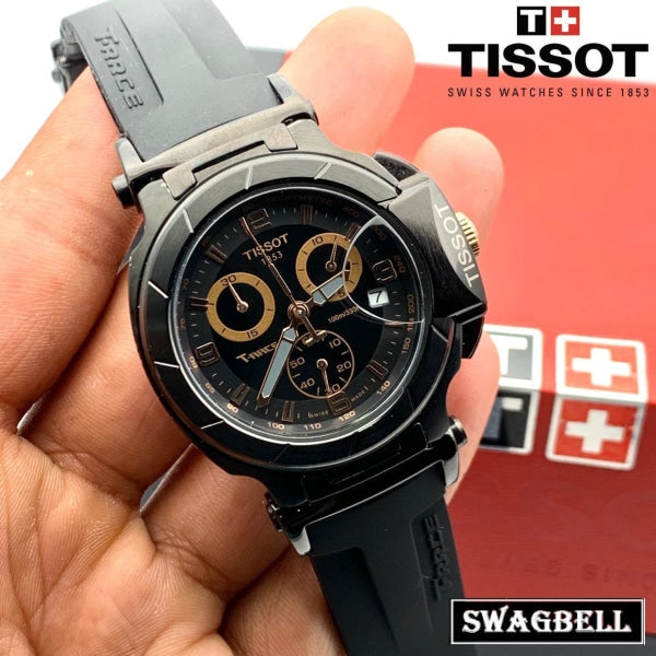 Tissot T- Race Full Black Watch