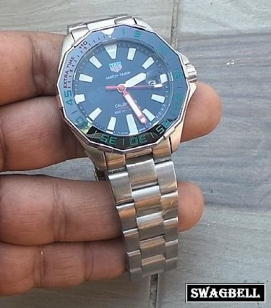 Tag Heuer Aquaracer Steel 2 Swiss Automatic Watch