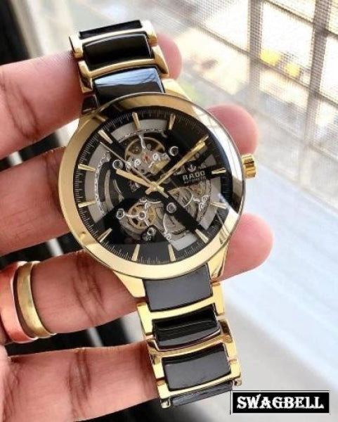 Rado Centrix Skeleton Swiss Automatic Watch