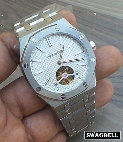 Audemarsb Piguet Royal Oak Tourbillon Swiss Automatic Watch
