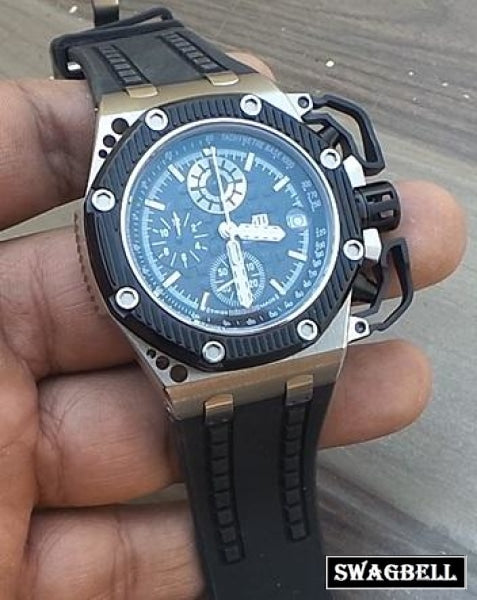 Audemars Piguet Survivor Mens Watch
