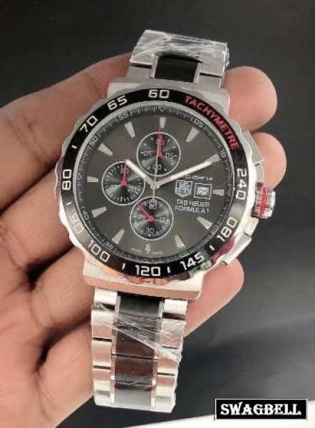 Tag Heuer Formula 1 Grey Mens Watch