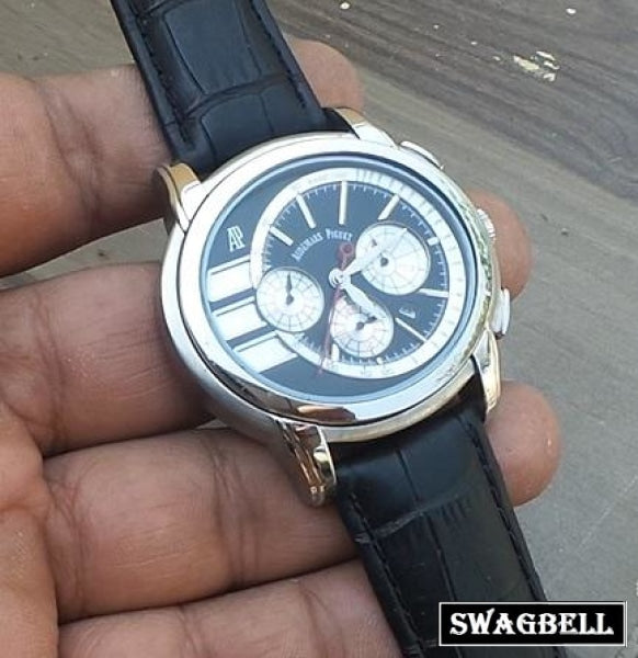 Audemars Piguet Millenary Tour Swiss Automatic Watch