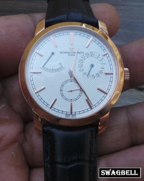 Vacheron Constantin Patrimony Power-Reserve Swiss Automatic Watch