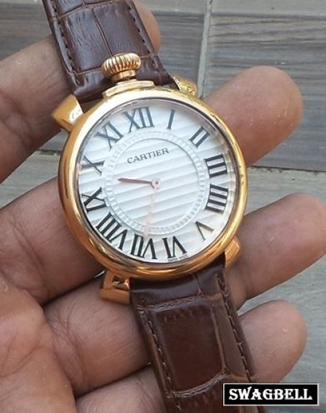Cartier Modele Ronde Solo Acier Watch