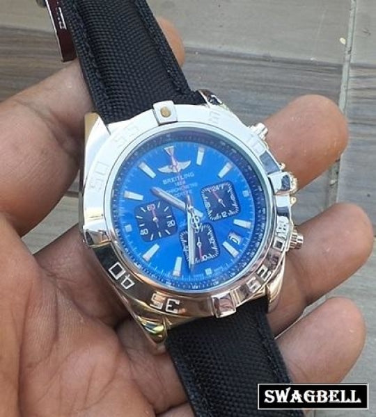 Breitling Chornometre Mens Watch