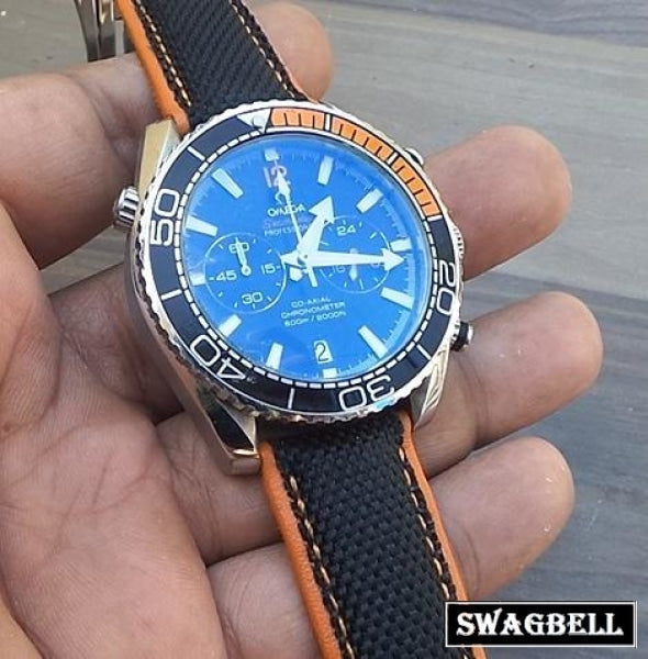 Omega Seamaster Planet Ocean Master Chronograph Watch
