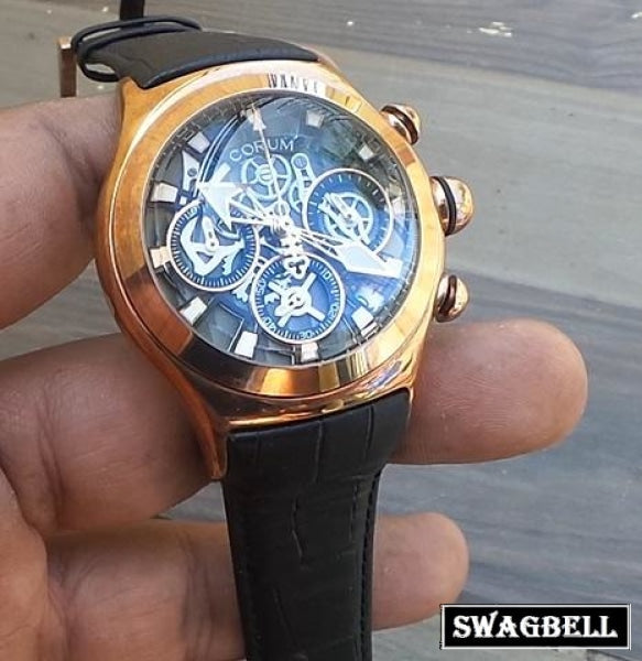 Corum Bubble Gangster Swiss Automatic Watch