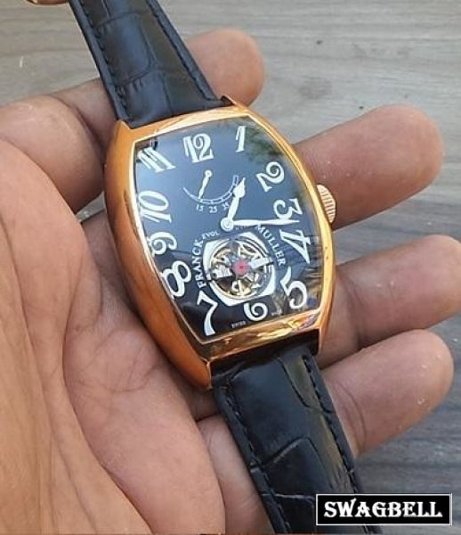 Franck Muller Giga Tourbillon Power Resrve Swiss Automatic Watch