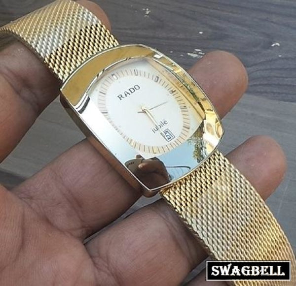 Rado Jubile Golden Watch