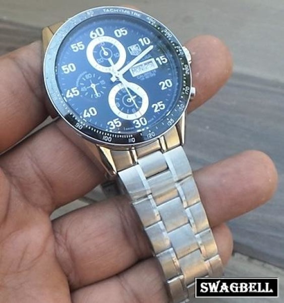 Tag Heuer Carrera 16 Swiss Automatic Mens Watch