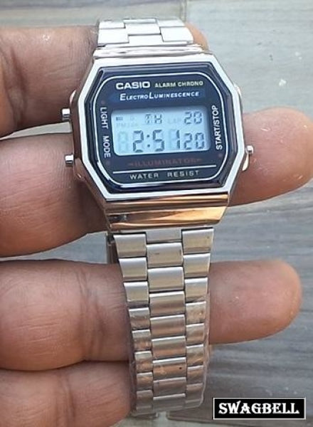 Casio Vintage Protection Digital Steel Watch