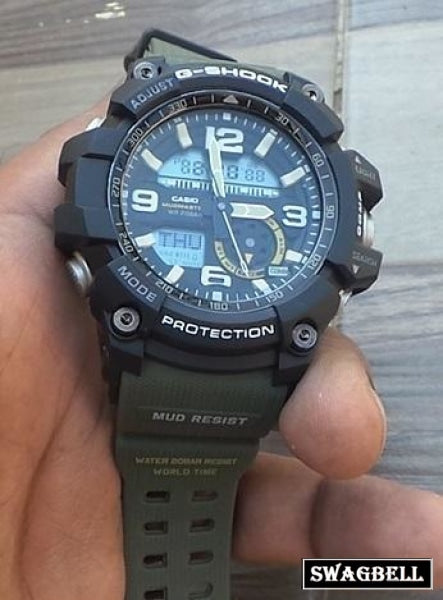Casio G-Shock Musmaster Mens Watch - 2 Watch