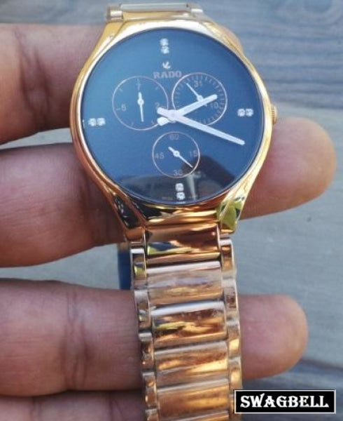 Rado Centrix Rose Gold Men Watch
