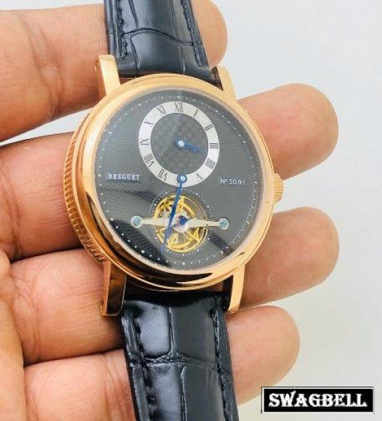 Breguet Classique Tourbillon Swiss Automatic Watch