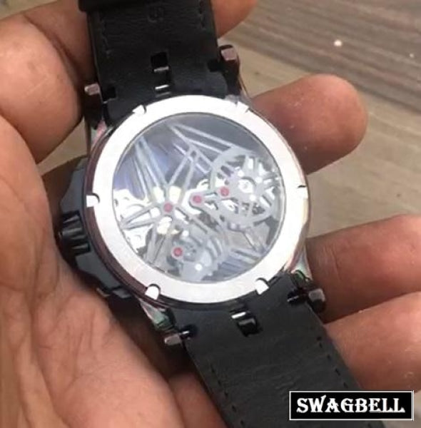 Roger Dubuis Skeliton Swiss Automatic Watch