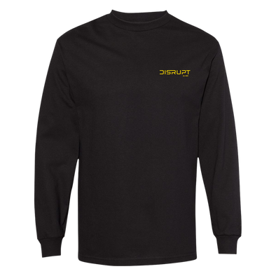 Disrupt Pocket Wordmark Long Sleeve