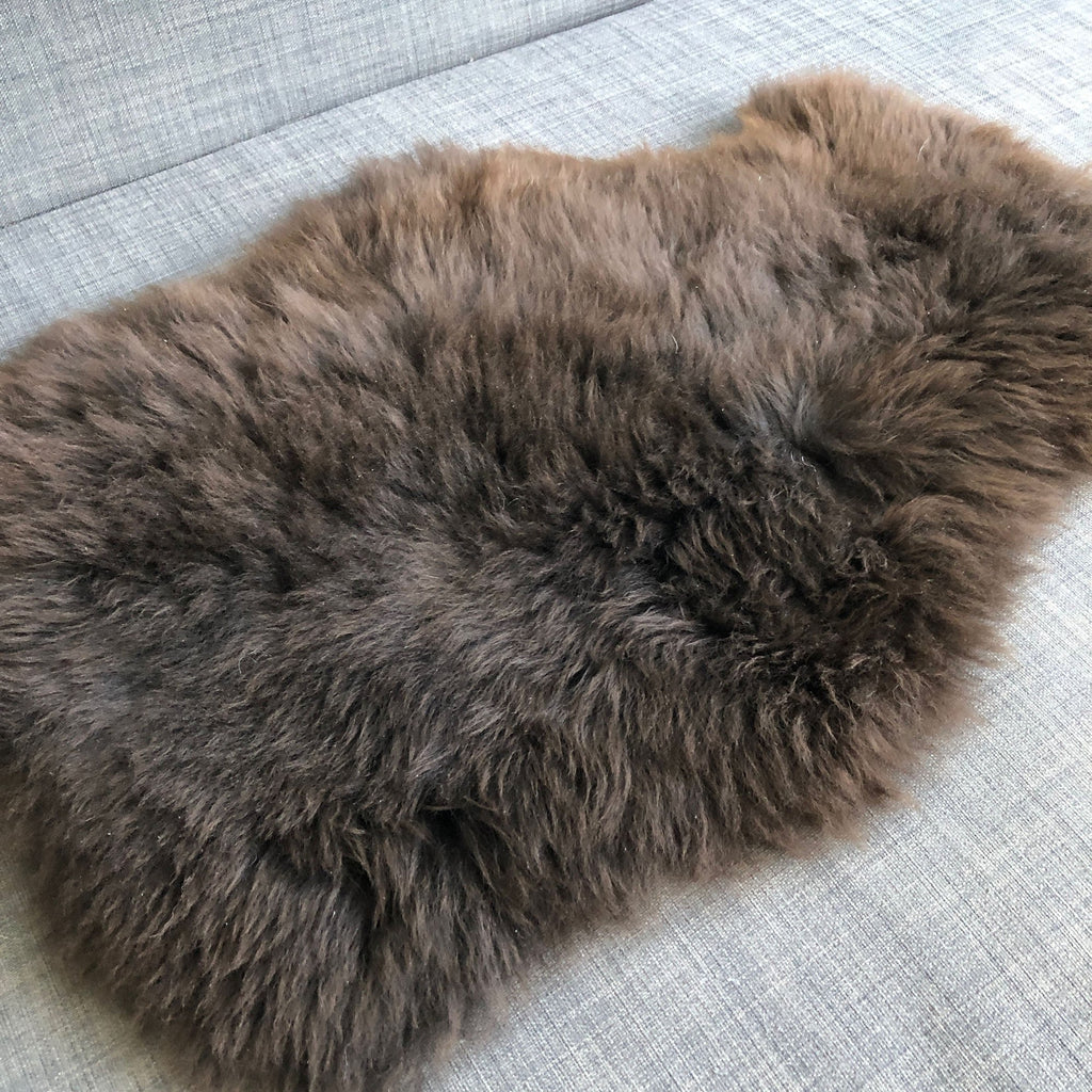 Albanian Ultra-Soft Natural Sheepskin X-Small 1903ALB-05 - Wildash London
