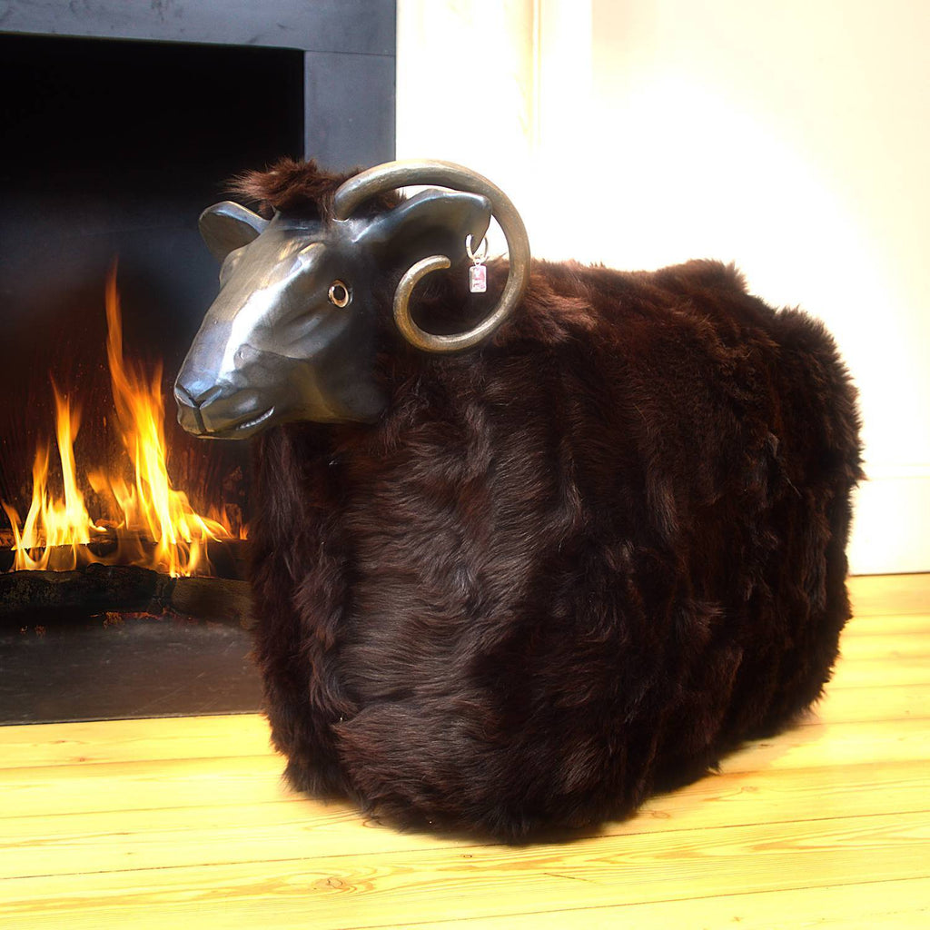 Flockstar Ram Sheep Seat - Wildash London