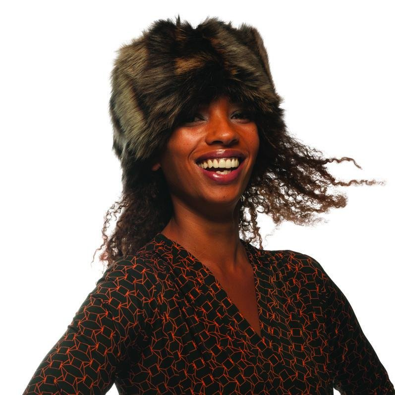 Greta Shearling Headband & Neck Warmer - Wildash London