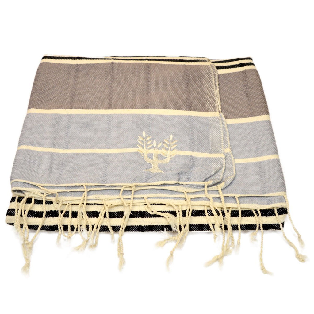 La Playa Hammam Towel 50 Shades - Wildash London
