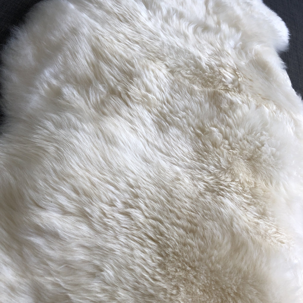 Webster Custom Sheepskin British White - Wildash London