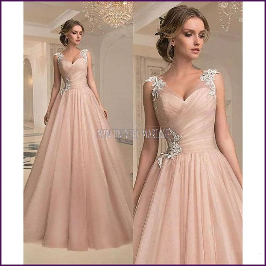 Robe Longue De Bal Forme Empire Robe