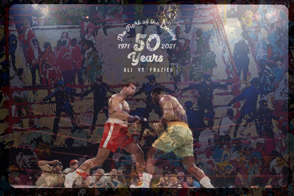 Superare's Fight of the Century 50th Anniversary Collection