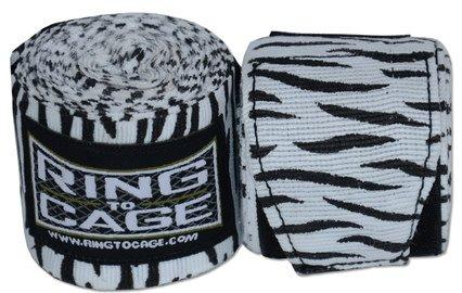 Ring To Cage Printed Hand Wraps - Multiple Designs