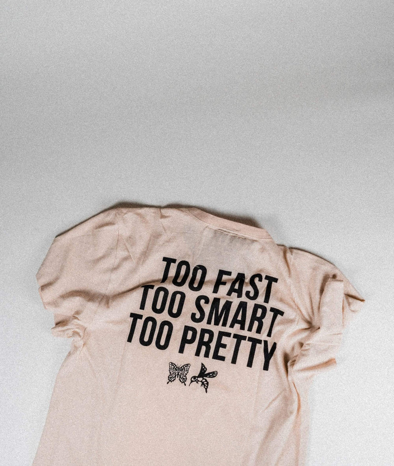 "Superare x Ali ""Too Pretty"" Shirt"