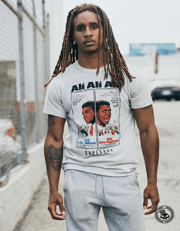 Superare x Ali The Fighter Shirt