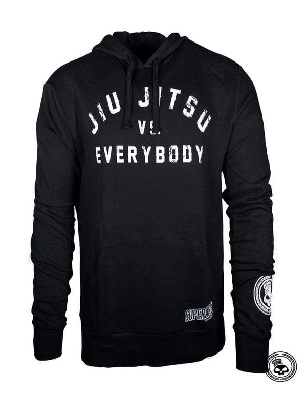 Superare Jiu Jitsu vs Everybody Hoodie