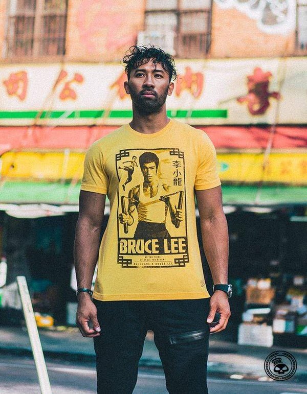 Superare x Bruce Lee 80th Anniversary Shirt