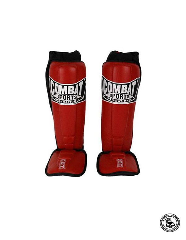 Combat Sports Grappling Shin Guards