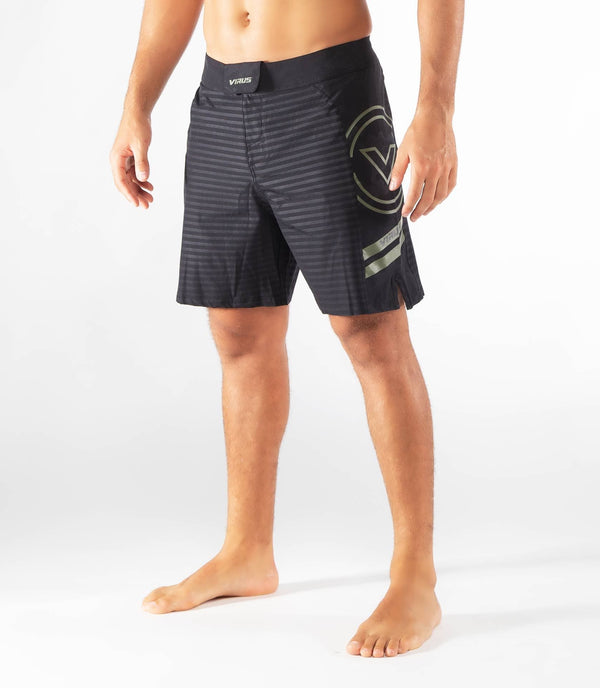 Virus Divided Combat Shorts