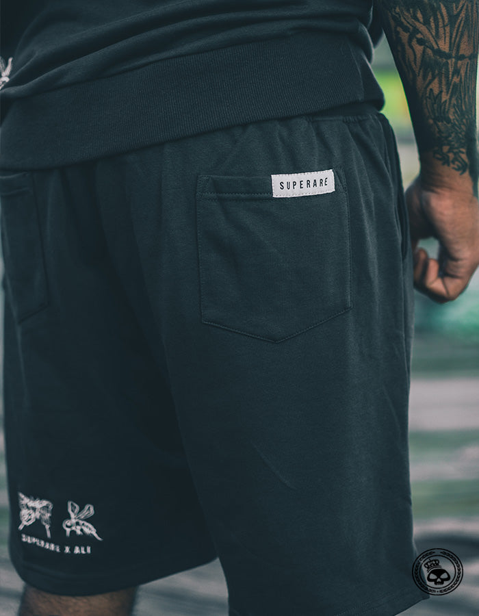 "Superare x Ali ""Days Count"" Lifestyle Shorts"