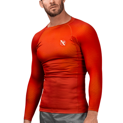 Hayabusa Fusion Long Sleeve Rash Guard