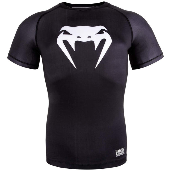 Venum Contender 3.0 Short Sleeve Rash Guard